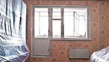 Как правильно подготовить квартиру к установке пластиковых окон
