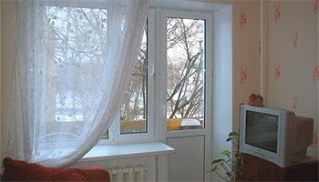 Особенности установки пластиковых окон в «хрущевках»