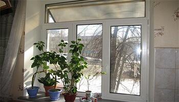 Пластиковые окна для «сталинки»