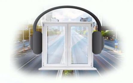 Повышенная звукоизоляция окон из ПВХ