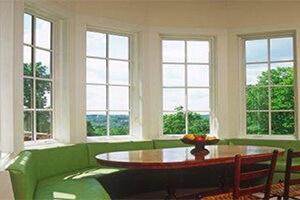 Преимущества высоких пластиковых окон