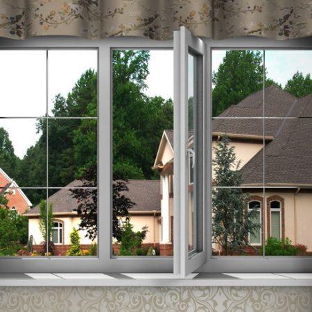 Выбираем окна для дачи